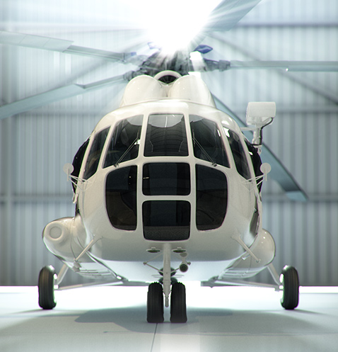 Supplying of spare parts for Mi-8, Mi-8MTV, Mi-17, Ka-32 helicopters